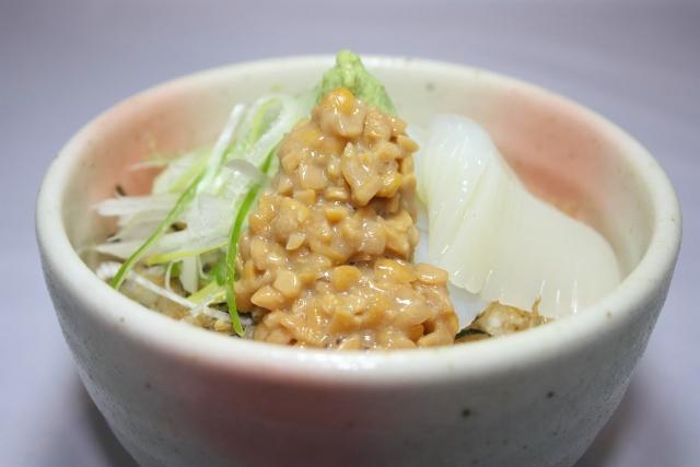 キムタク 納豆